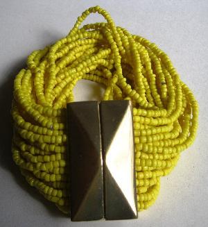 FJ-BBR0# 30125 Beaded Bracelet