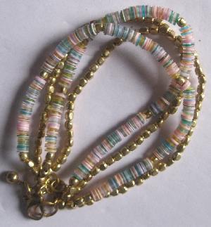 FJ-BBR0# 30126 Beaded Bracelet