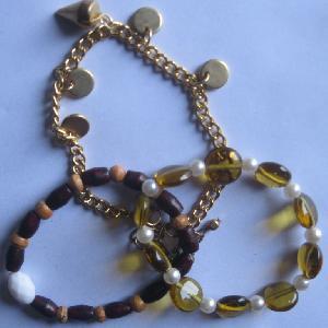 FJ-BBR0# 30127 Beaded Bracelet