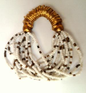 FJ-BBR0# 30130 Beaded Bracelet