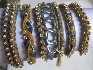 FJ-BDBR0# 30131 Braided Bracelet