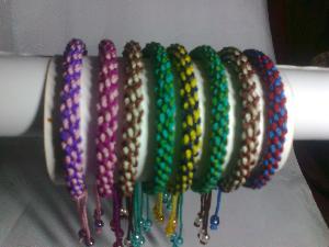FJ-BDBR0# 30132 Braided Bracelet