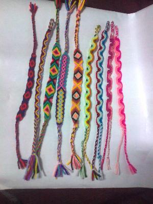 FJ-BDBR0# 30133 Braided Bracelet