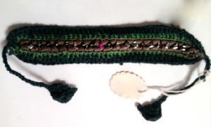 FJ-BDBR0# 30141 Braided Bracelet
