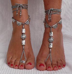 FJ-BFS0# 30076 Barefoot Sandal