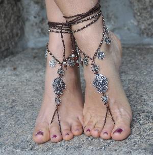 FJ-BFS0# 30077 Barefoot Sandal