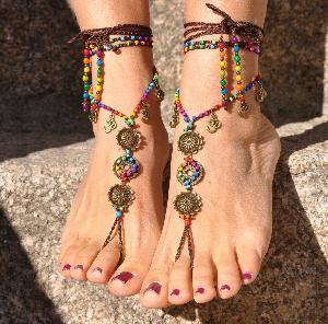 FJ-BFS0# 30078 Barefoot Sandal