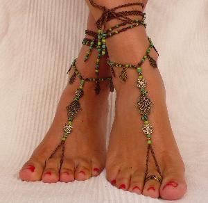 FJ-BFS0# 30080 Barefoot Sandal