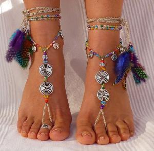 FJ-BFS0# 30081 Barefoot Sandal