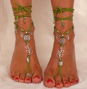 FJ-BFS0# 30082 Barefoot Sandal