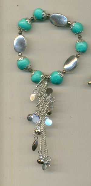 FJ-CBR0# 30143 Charm Bracelet
