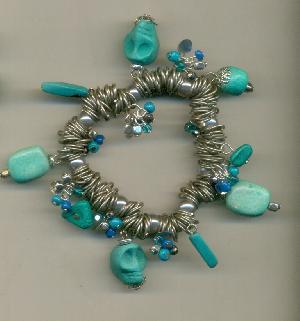 FJ-CBR0# 30144 Charm Bracelet