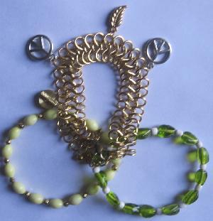 FJ-CBR0# 30146 Charm Bracelet