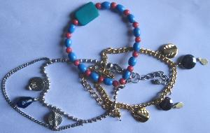 FJ-CBR0# 30147 Charm Bracelet