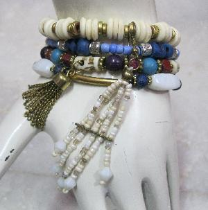 FJ-CBR0# 30148 Charm Bracelet