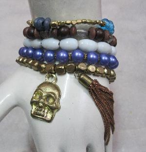FJ-CBR0# 30149 Charm Bracelet
