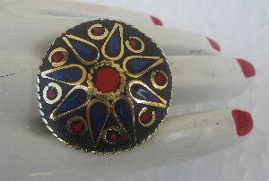 FJ-FR0# 30180 Fashion Ring