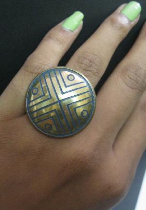 FJ-FR0# 30189 Fashion Ring