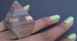 FJ-FR0# 30190 Fashion Ring
