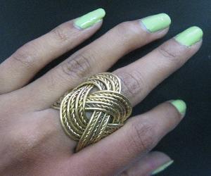 FJ-FR0# 30192 Fashion Ring