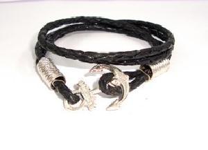 FJ-LBR0# 30223 Leather Bracelet