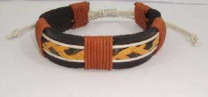 FJ-LBR0# 30227 Leather Bracelet