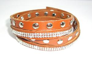 FJ-LBR0# 30230 Leather Bracelet
