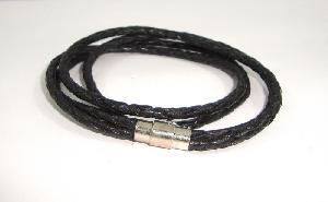 FJ-LBR0# 30231 Leather Bracelet
