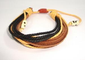 FJ-LBR0# 30232 Leather Bracelet