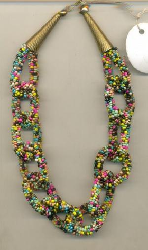FJ-N0# 30254 Designer Necklace