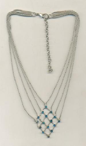 FJ-N0# 30256 Designer Necklace
