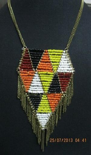 FJ-N0# 30269 Designer Necklace