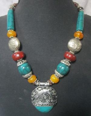 FJ-N0# 30282 Designer Necklace