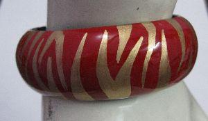 FJ-RCB0# 30071 Resin Carved Bangles