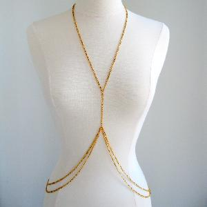 FJ-SHJ0# 30108 Body Chain