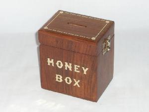 HC-BX0# 29985 Money Box