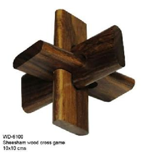 HC-WPG0# 30006 Wooden Puzzle Game