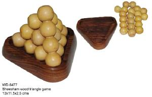 HC-WPG0# 30007 Wooden Puzzle Game