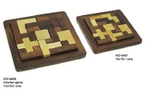 HC-WPG0# 30010 Wooden Puzzle Game