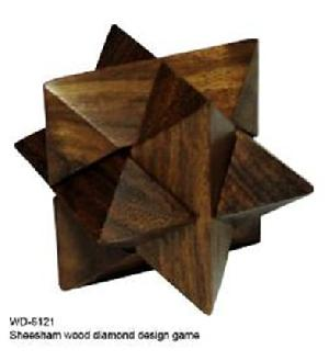 HC-WPG0# 30011 Wooden Puzzle Game