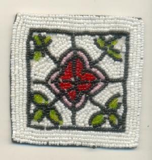 TT-BD-CSTR0# 30408 Beaded Coasters