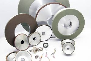 Resin Bonded Grinding Wheels