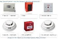 Smoke Alarm Security System