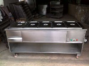 Round and Square Container Bain Marie