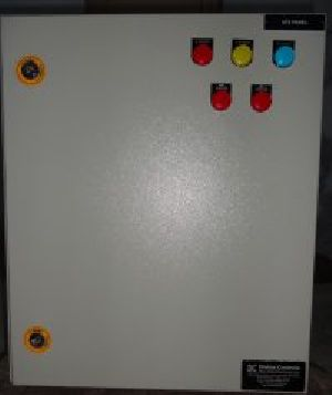 Automatic Transfer Switch Panel