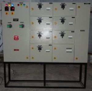 Manual Changeover Panel
