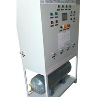 Pneumatic Actuator Test Bench