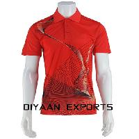 CUSTOMISED JERSEY T SHIRTS