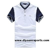 CUSTOMIZED COLLAR T SHIRTS