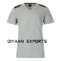 CUSTOMIZED V NECK T SHIRTS